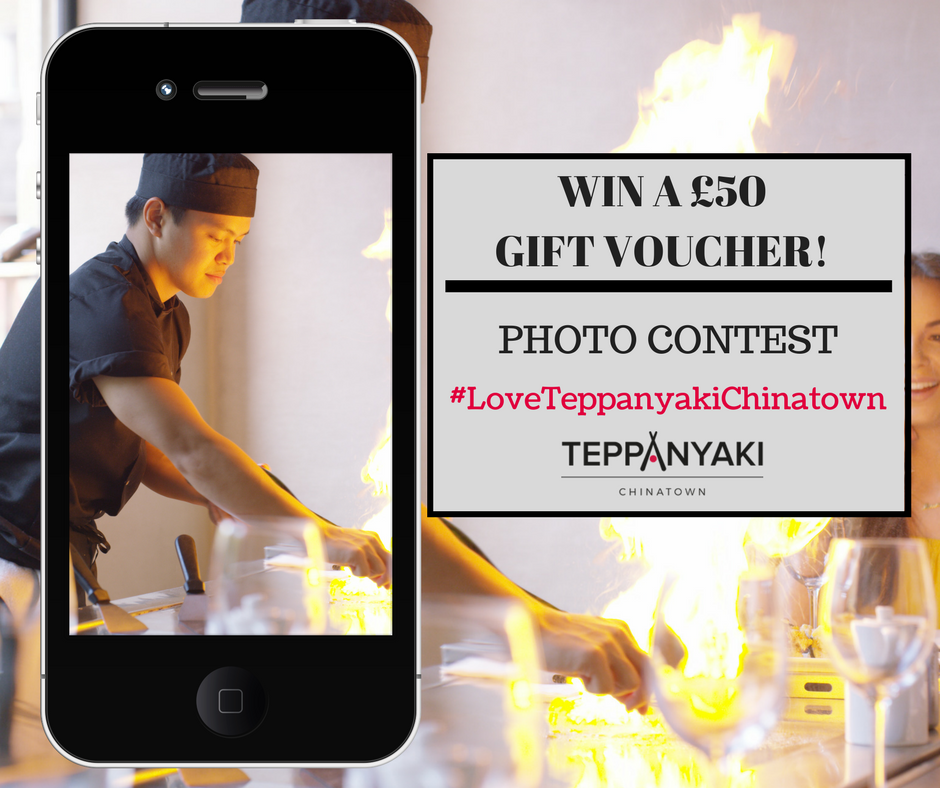 Teppanyaki Chinatown - Photo Contest.png