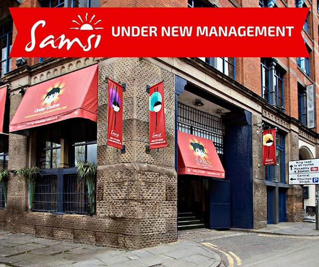 **NEW ANNOUNCEMENT** . We are proud to announce that @samsirestaurant has recently been taken over by the team behind Teppanyaki Chinatown! . We are determined to carry on the continued success and loyal fanbase Samsi has accumulated over the past 25 years as well as bringing fresh and exciting new ideas to its menu and guest experience. . If you would like to find out more about Samsi, please visit our website: www.samsi.co.uk. . Thank you for all your support over the years. We look forward to serving you with more authentic and tasty Japanese dishes! . P.S. Stay tuned for an amazing Facebook giveaway coming soon.