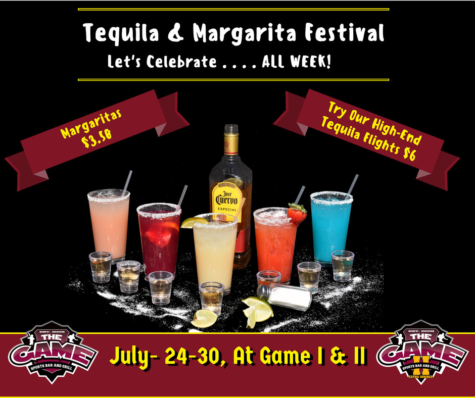 Tequila And Margarita Festival