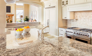 Granite & Quartzite is a durable natural stone that came straight from the earth that's been polished and ready to be placed in your home. It has natural movements that give it character & a unique style.