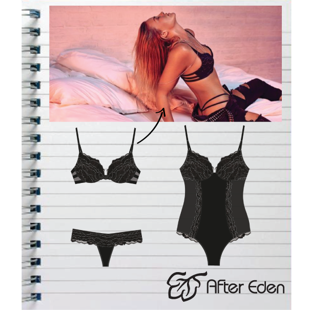 Boobs & Bloomers Your first bra!Hippe, kleurrijke all over prints verwerkt in trendy lingerie setjes voor jonge meiden.