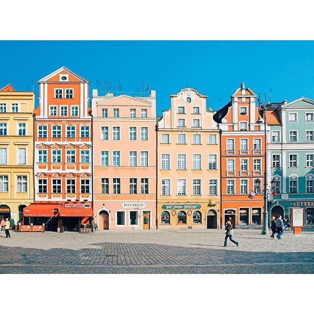 Just booked a little trip to Poland in November 🇵🇱