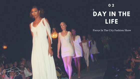 Day In The Life Of A Jewelry Designer 02 Live Events Fierce In The City Fashion Show Andrea Li