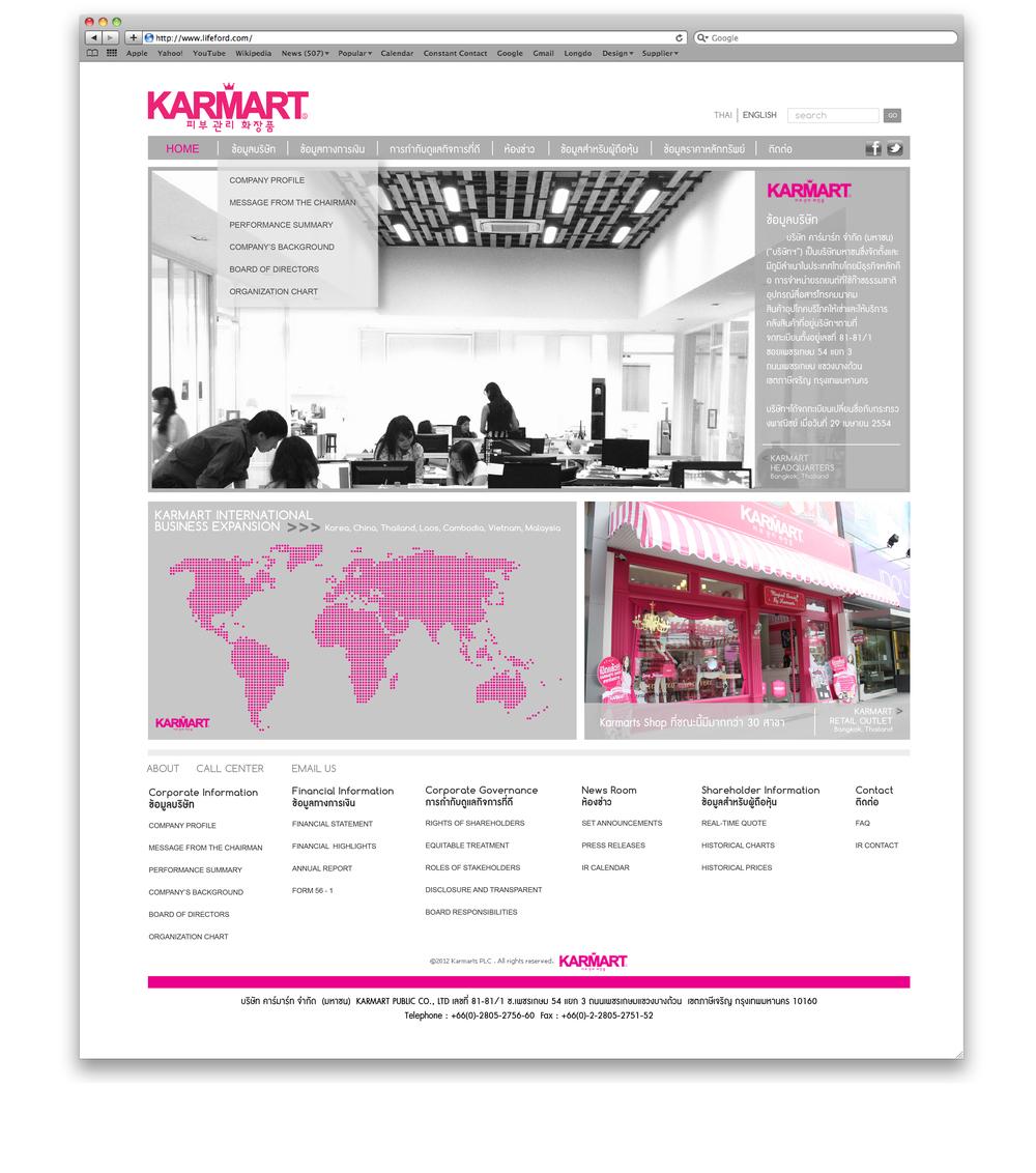 Karmart home