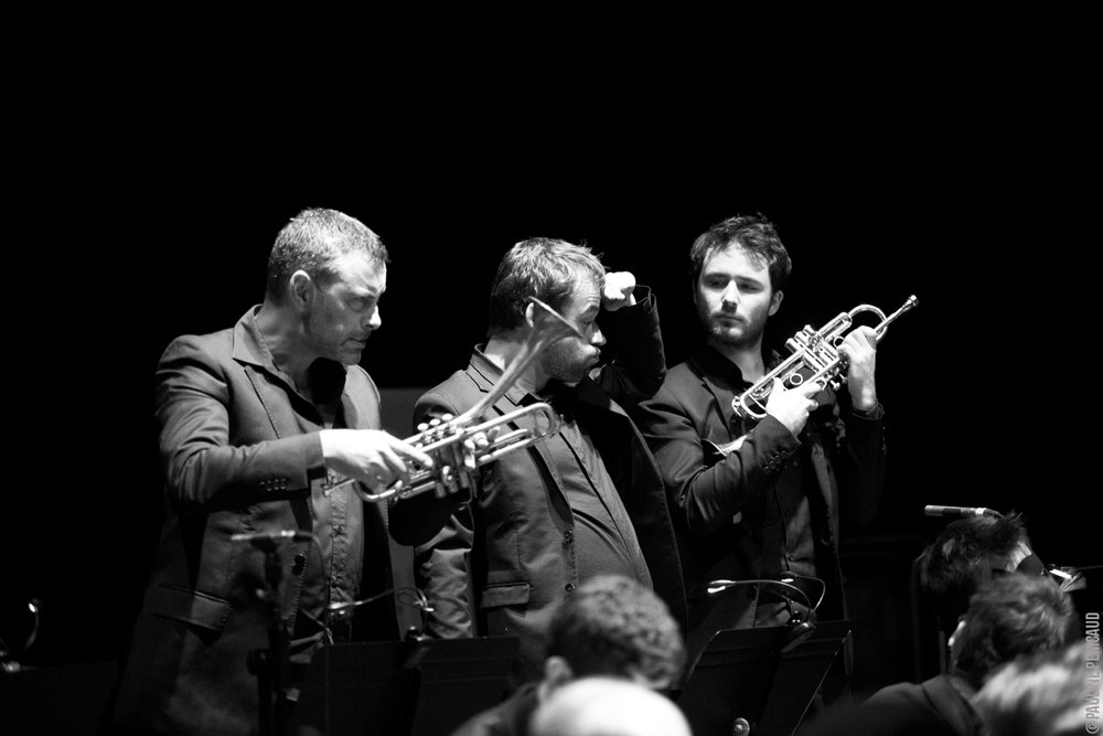 The Amazing Keystone Big Band ©Pauline Pénicaud