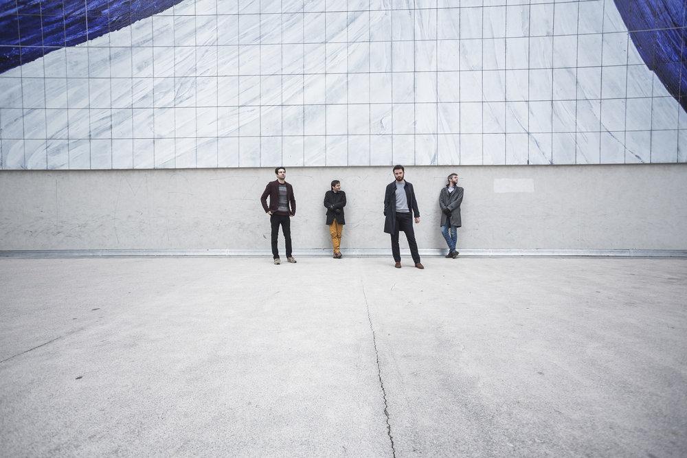 David Enhco Quartet - 8 ©Maxime de Bollivier.jpg