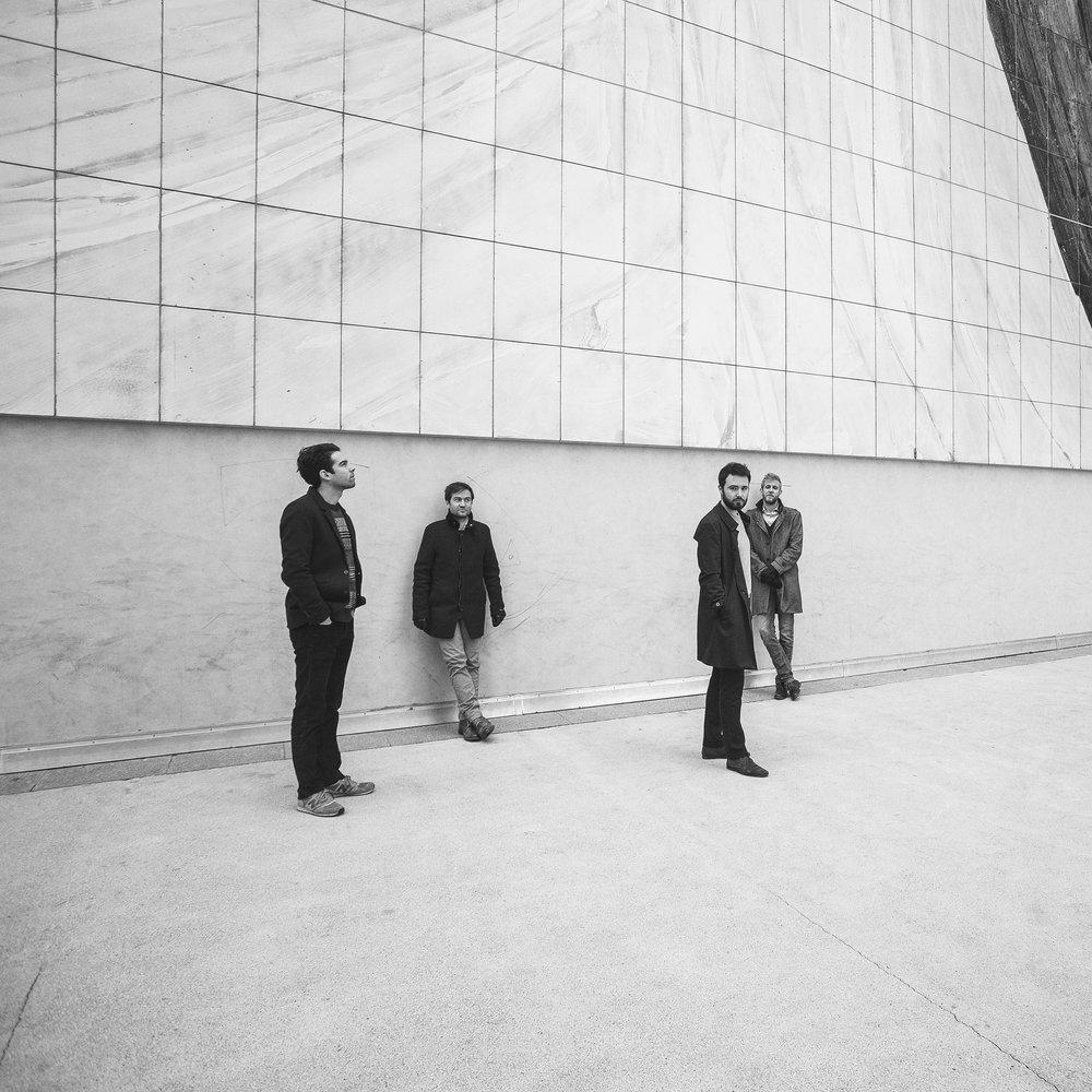 David Enhco Quartet - 6 ©Maxime de Bollivier.jpg