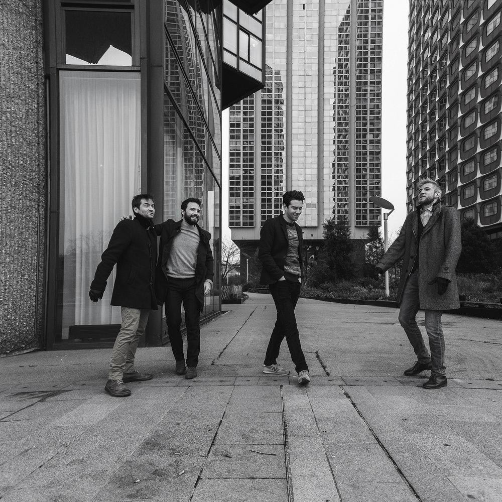 David Enhco Quartet - 3 ©Maxime de Bollivier.jpg