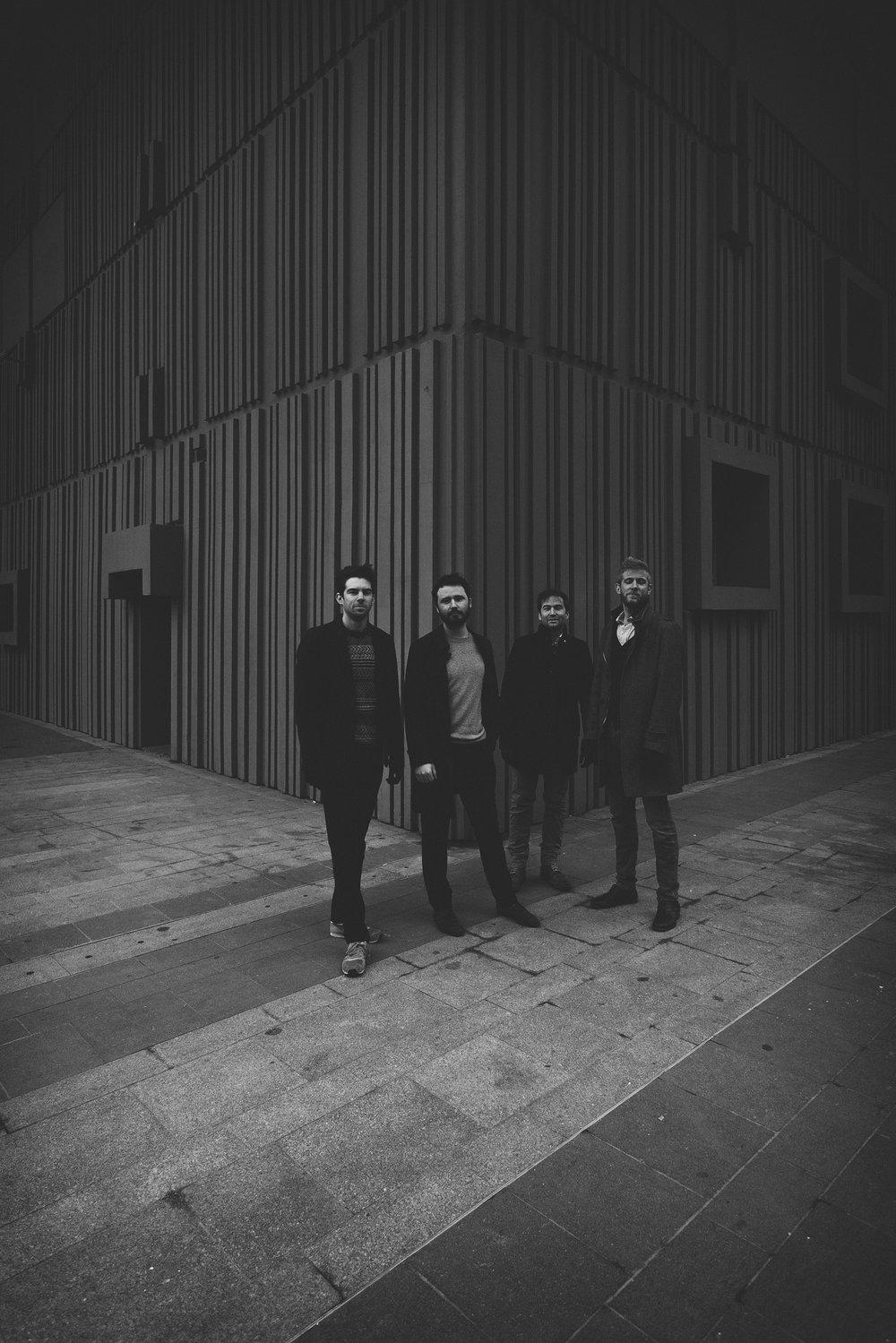 David Enhco Quartet - 1 ©Maxime de Bollivier.jpg
