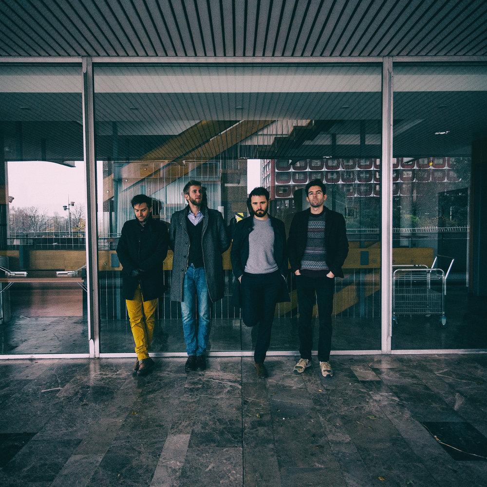 David Enhco Quartet - 2 ©Maxime de Bollivier.jpg