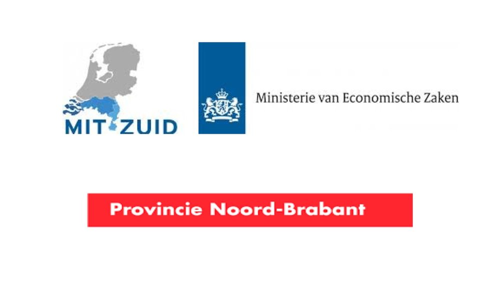 This project is partially realized with financial support from the Province Noord-Brabant
