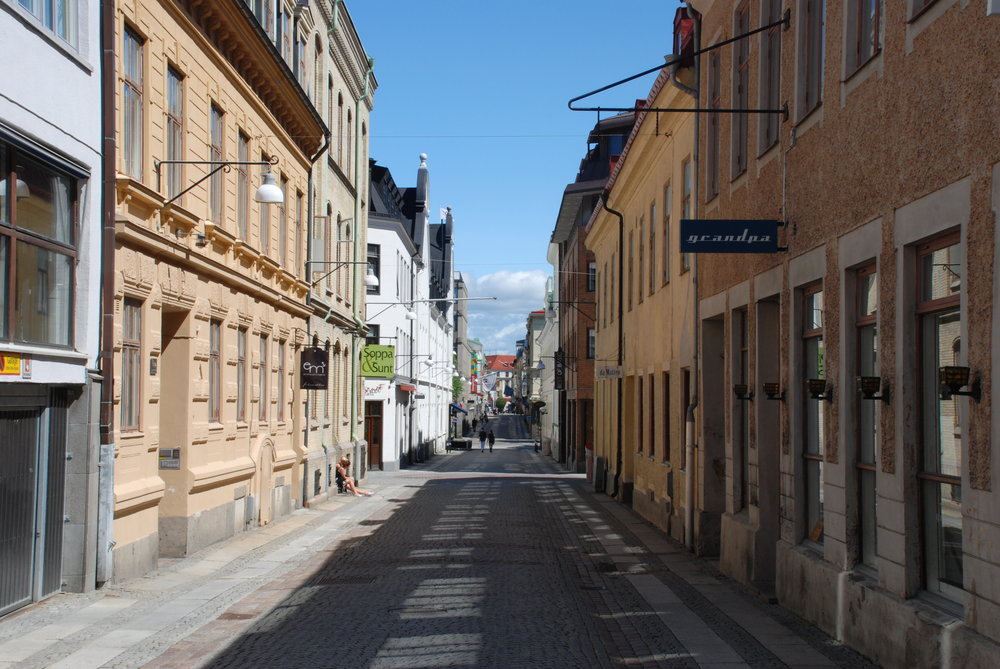 Vallgatan shops in Gothenburg stores.jpg