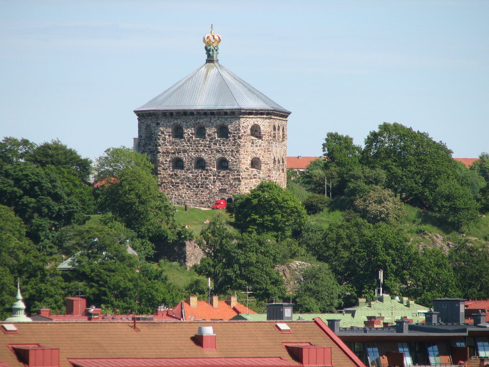 Skansan Kronan has looked over Gothenburg and protected the city from nobody, for more than 300 years.