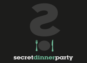 Enjoy dinner with strangers in an unknown restaurant. Only for the curious.  Register here.