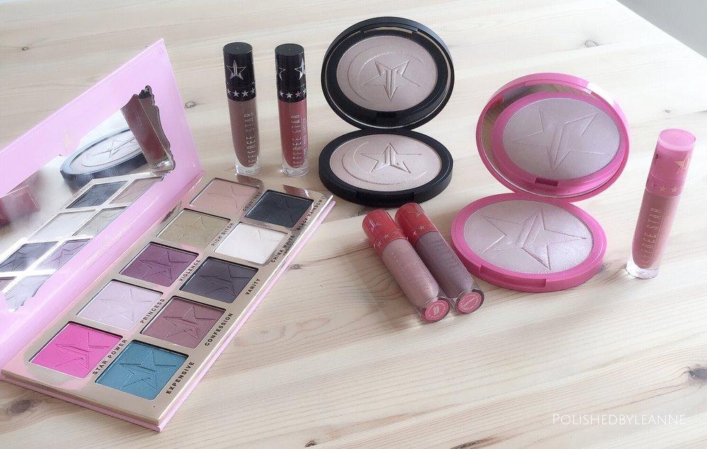 Group photo : Jeffree Star Cosmetics