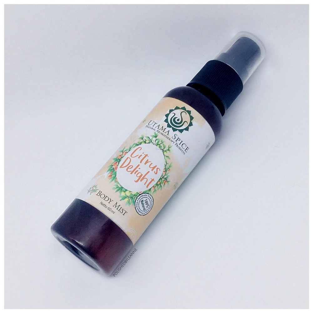 Citrus delight body mist