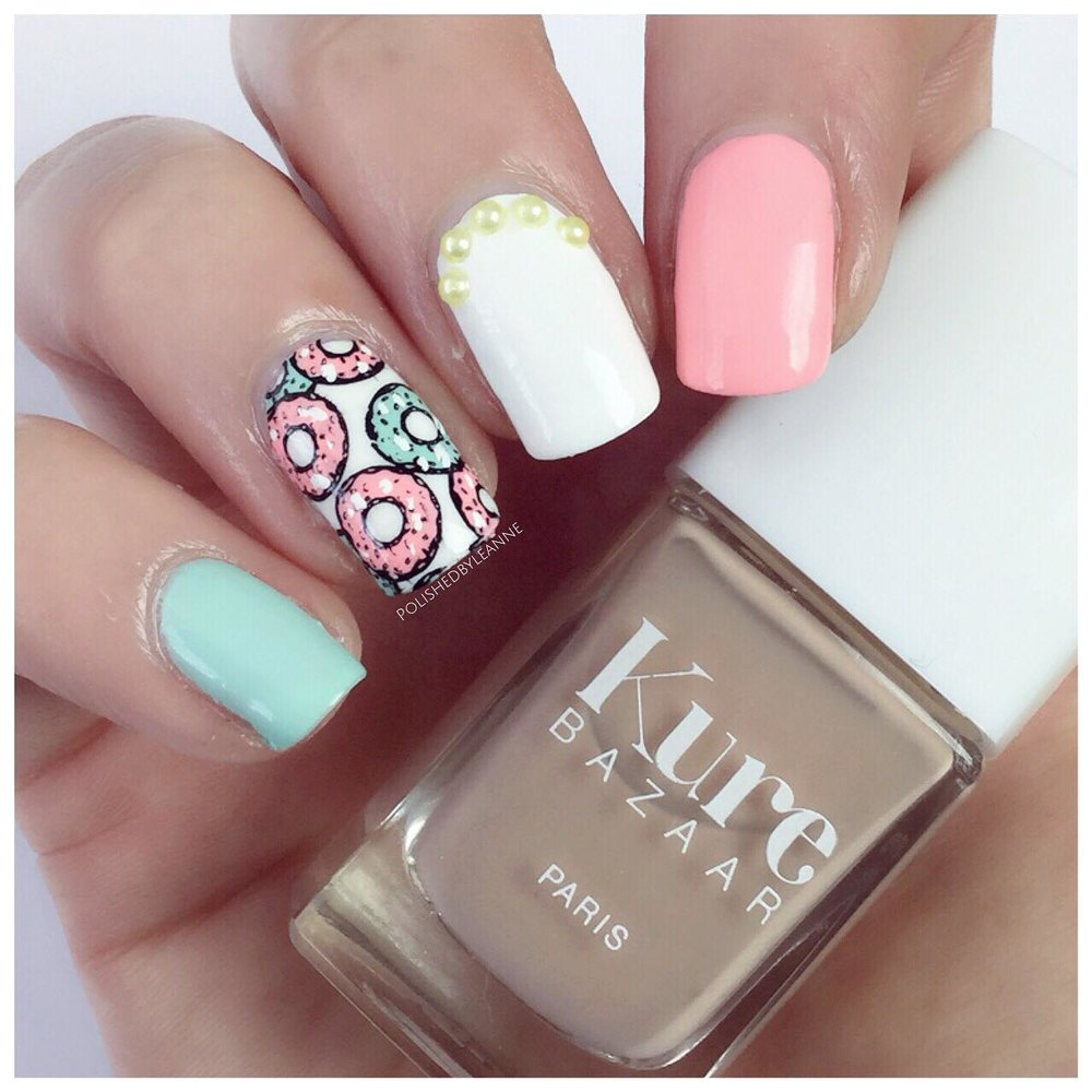 Meebox Donut Nails