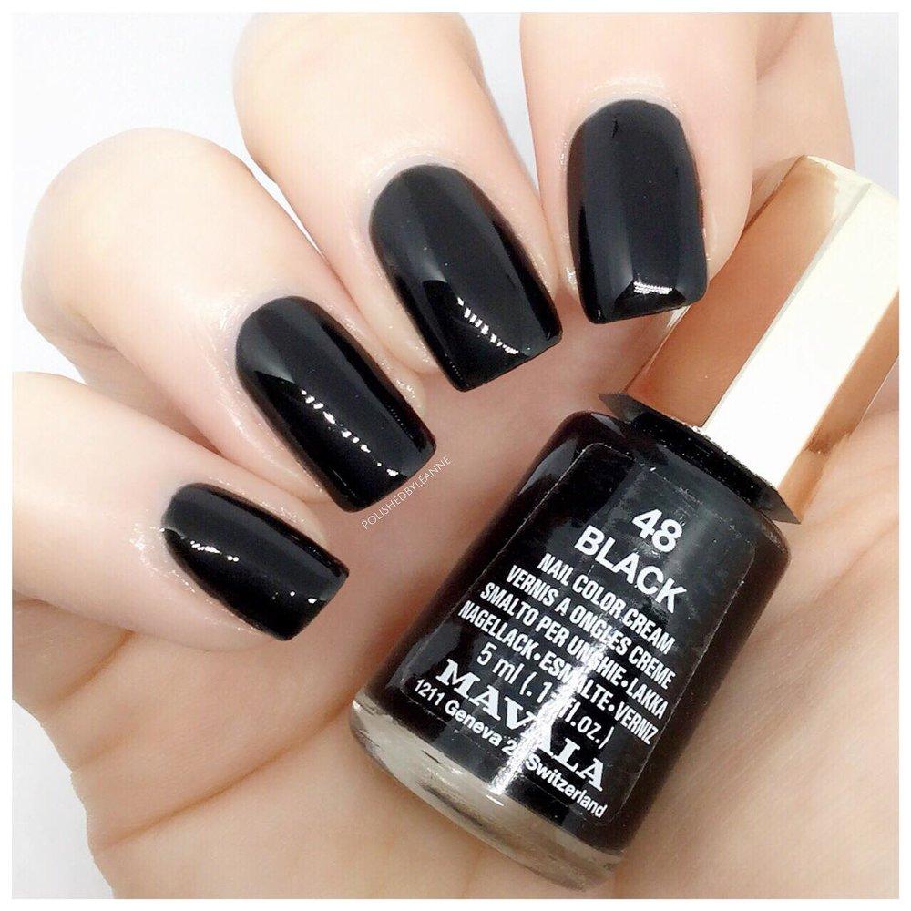 Mavala - 48 Black