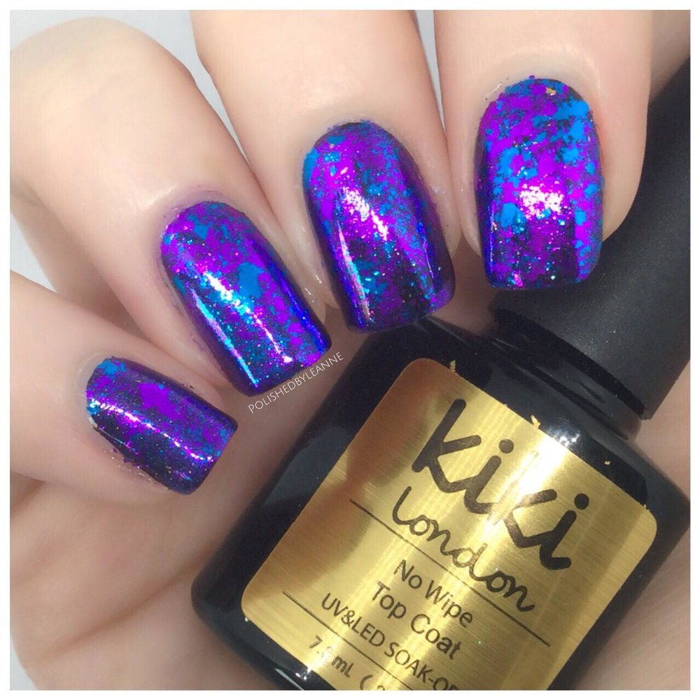 Special Effect Nail Glitters by Beauty Big Bang — polished by leanne