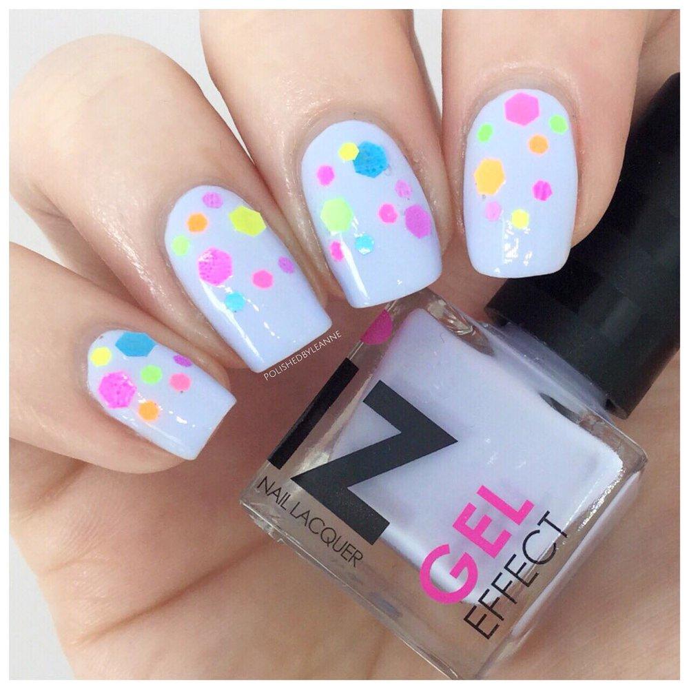 Hexagon Glitter Mix