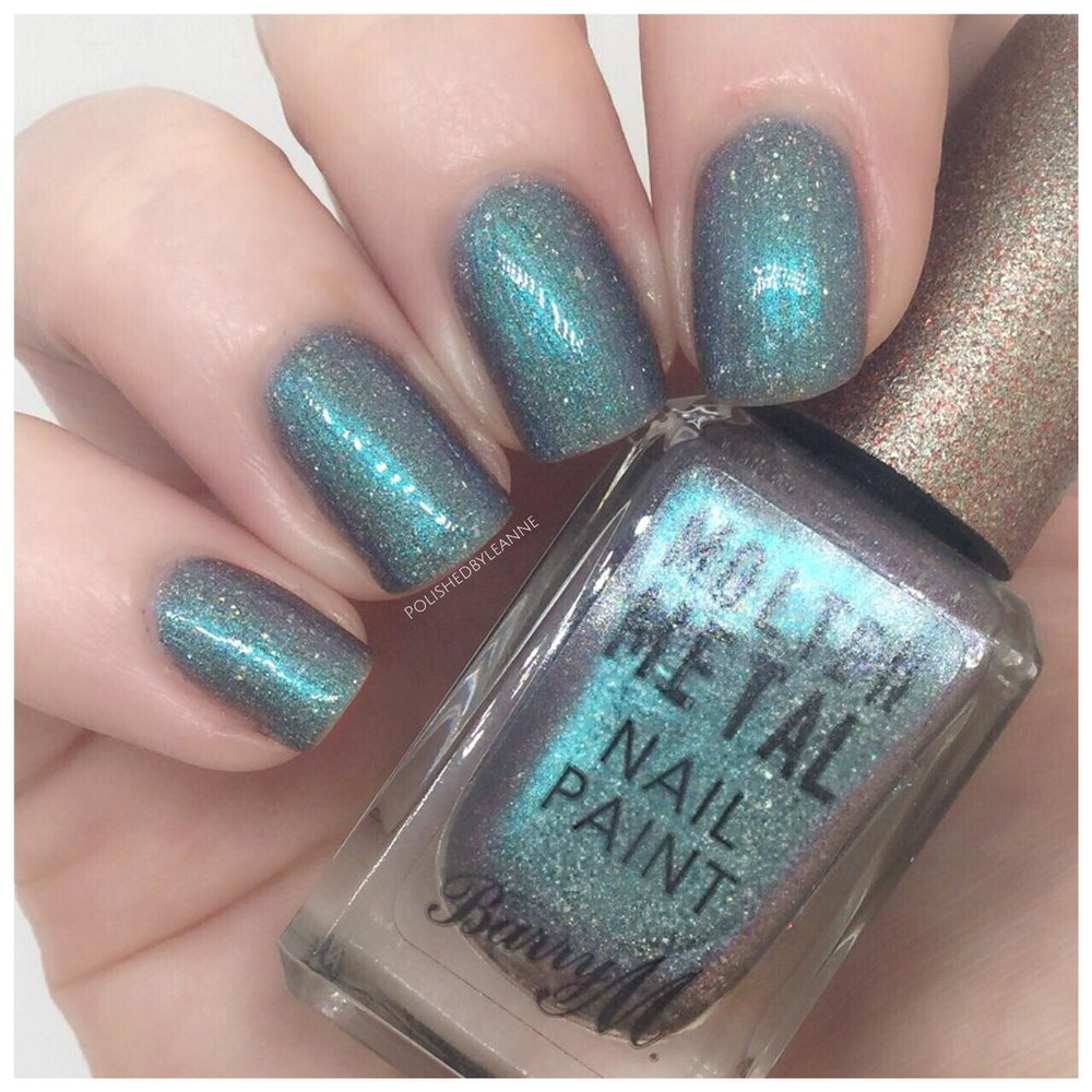 Celestial Silver - Barry M