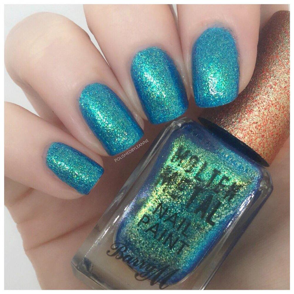 Crystal Blue - Barry M