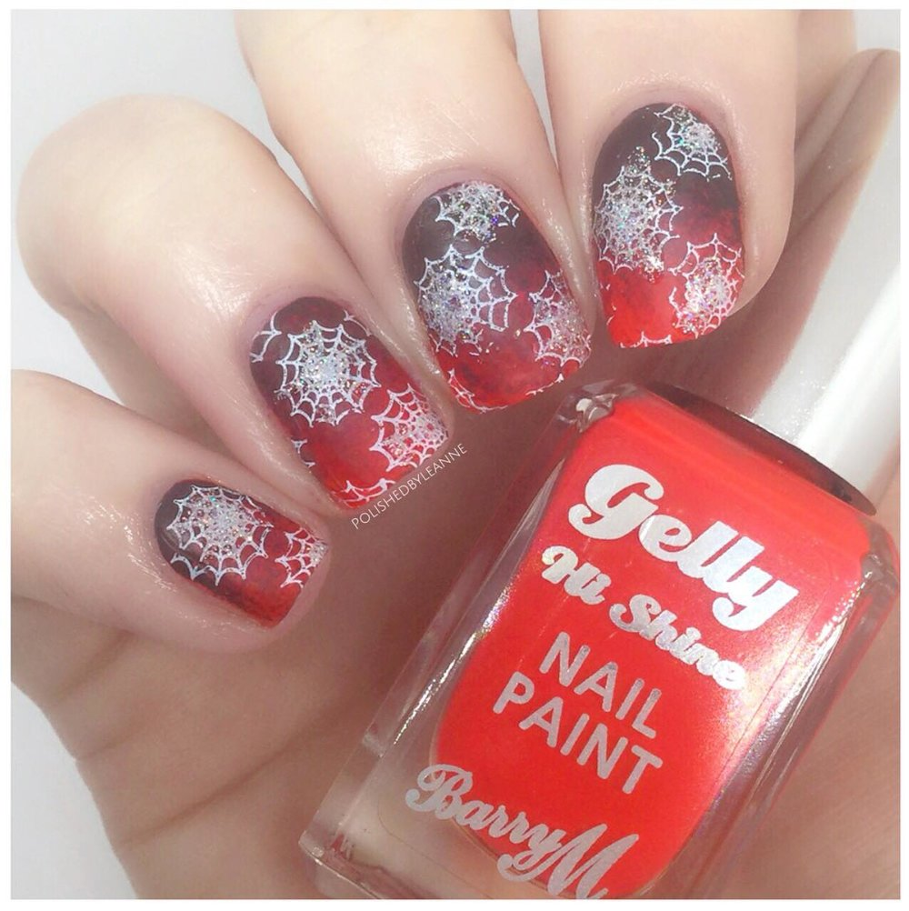 Black and Red gradient