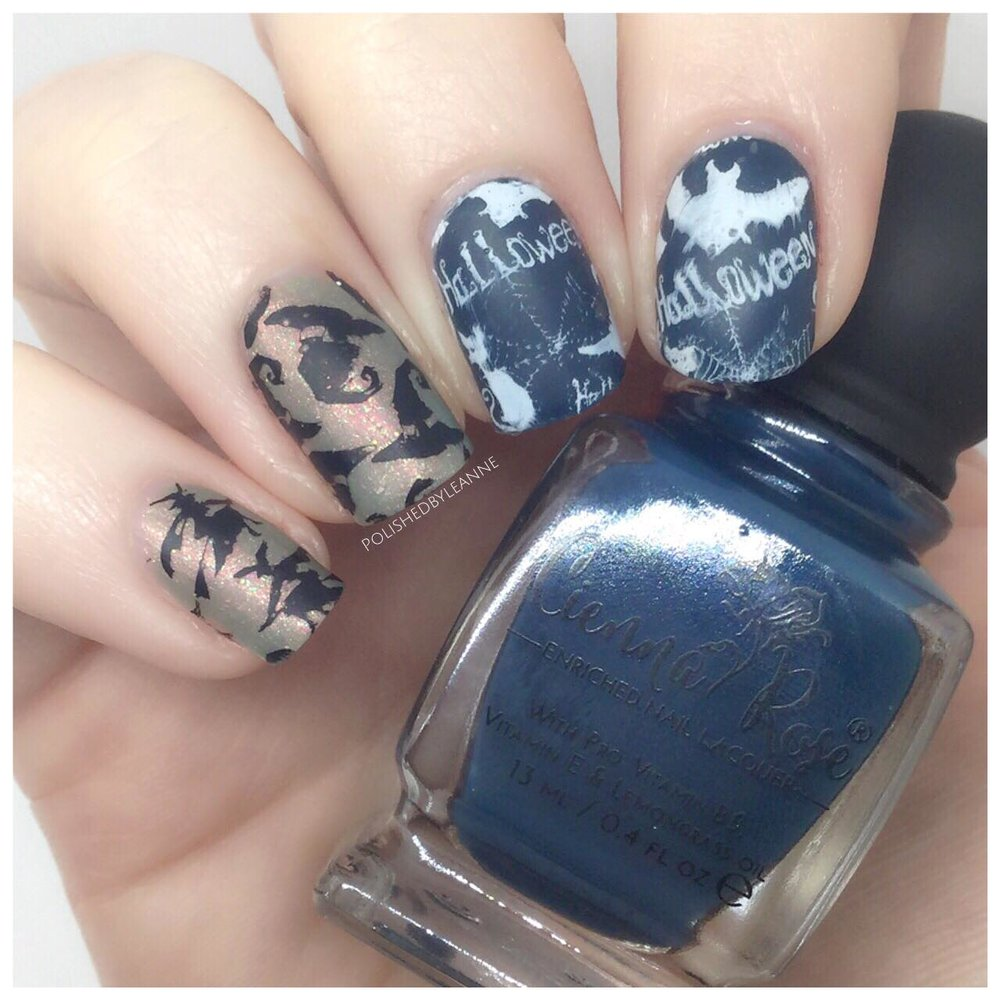 Simple Spooky Stamping