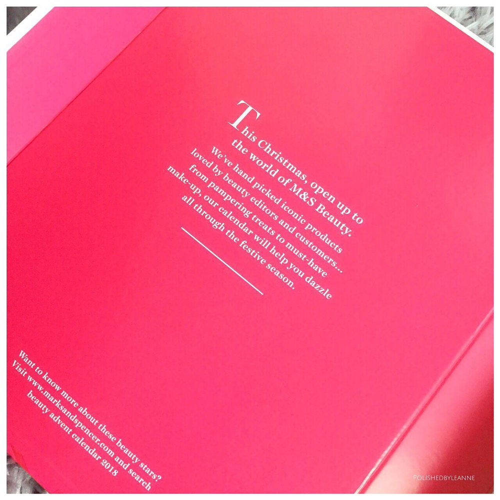 Marks and Spencer Advent Calendar 2018
