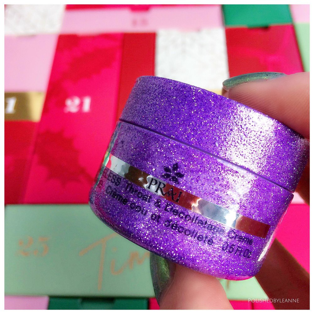 Prai neck cream