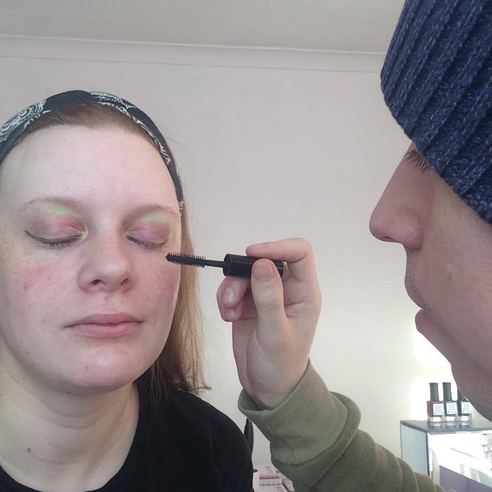 Serious Face - Mascara