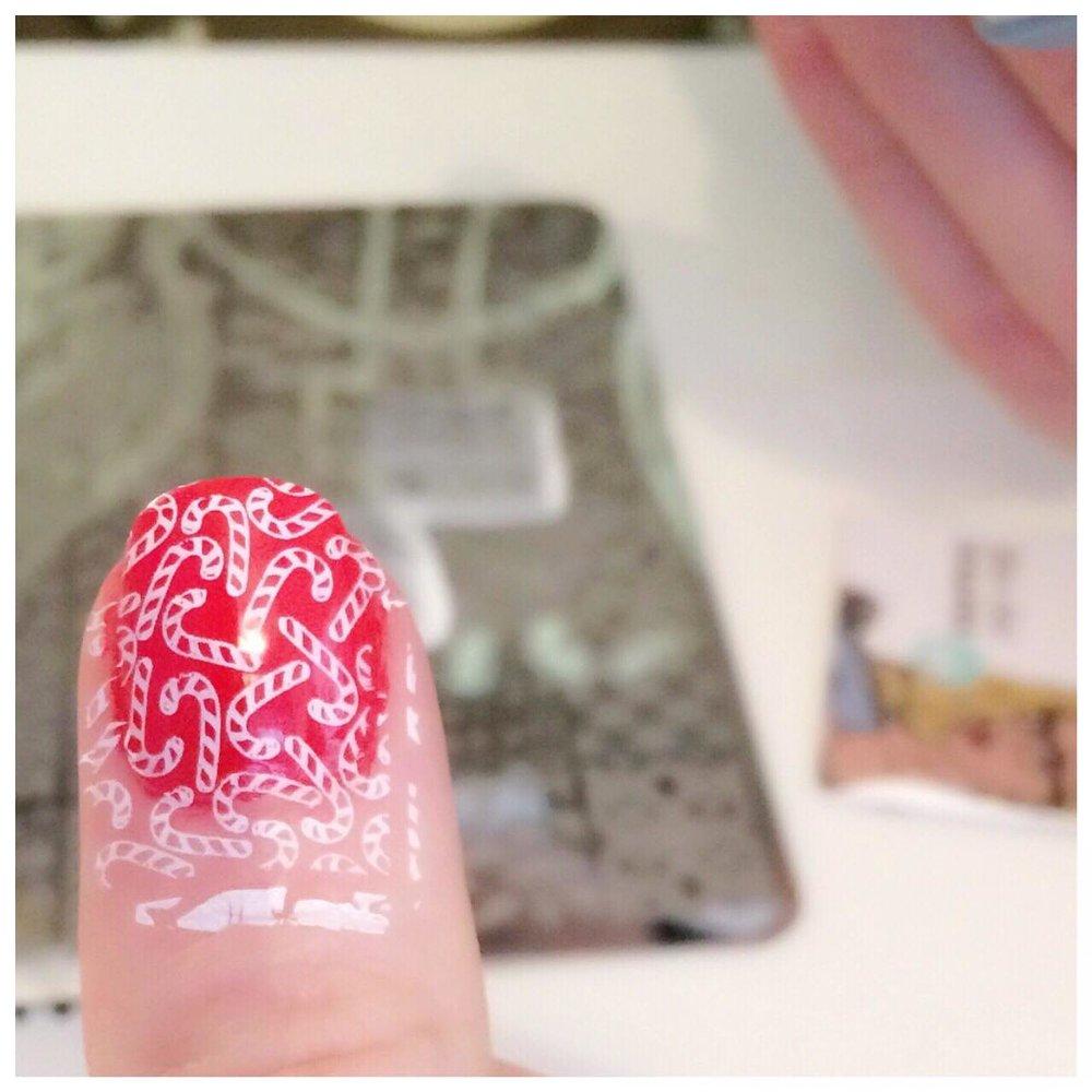 Thumb Stamp