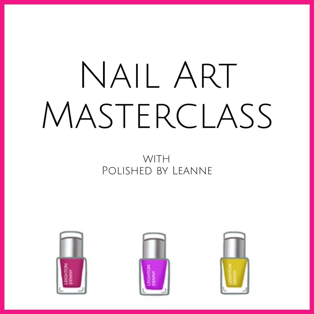 Nail Art Masterclass