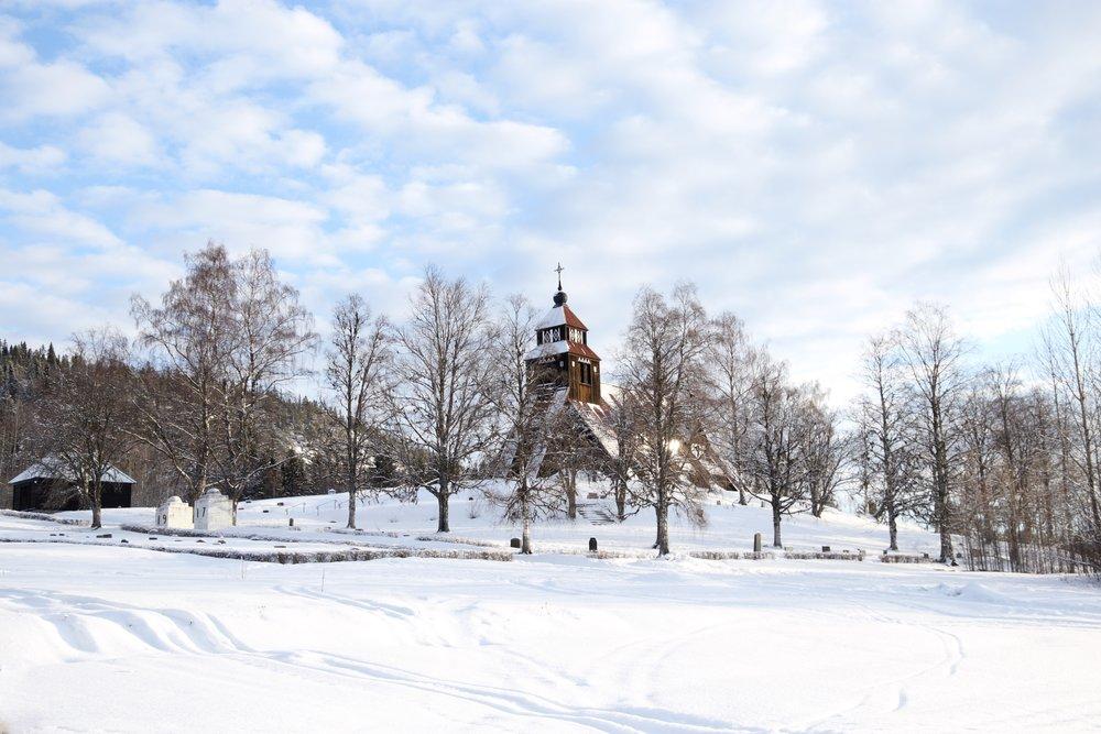 Solberg-kyrka