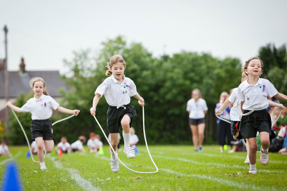 Maldon Court Preparatory School Sports Day