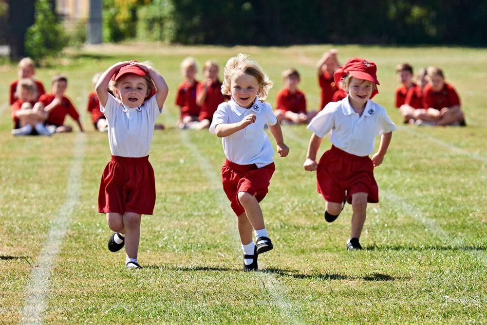 Maldon Court  Prep School- School - Fun - School photography - Sports day