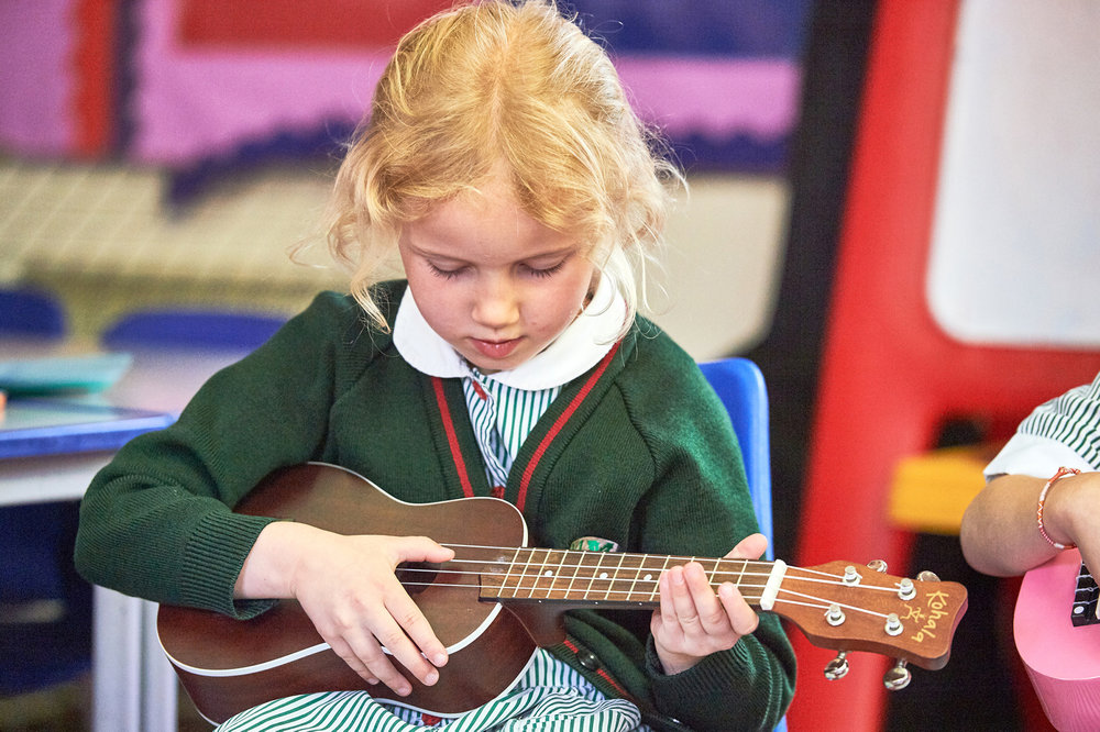 Maldon Court Prep school - Learning - Music - School photography - Mitchell-Armstrong Photography