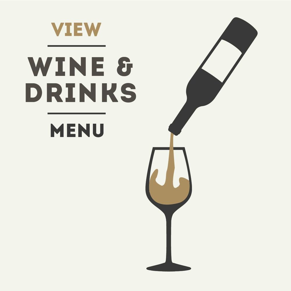 View the wine and drinks menu