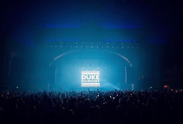 If only we could go back in time to feel some moments twice ⚡️🎶 @dukedumont #forthelove 📸 @ladydrewniak