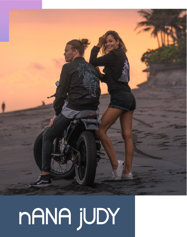 NANA JUDY - WIN 2 x Nana Judy Lounge Passes featuring incredible views and complimentary drinks and gourmet buffet all day.+ 2 x Nana Judy x For The Love limited edition jackets & A $500 wardrobe to get your outfit sorted for FTL.@nanajudy#nanajudy