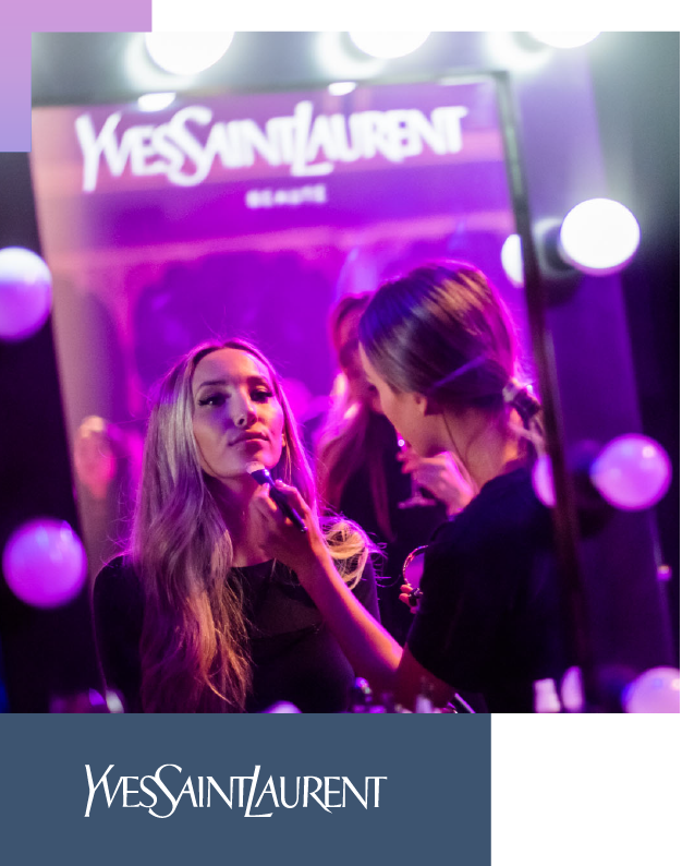 YSL - WIN The latest perfumes, colognes and make-up from YSL to have you feeling fresh and looking amazing while your dancing under the palms at For The Love.@ysl#YSLBeauty