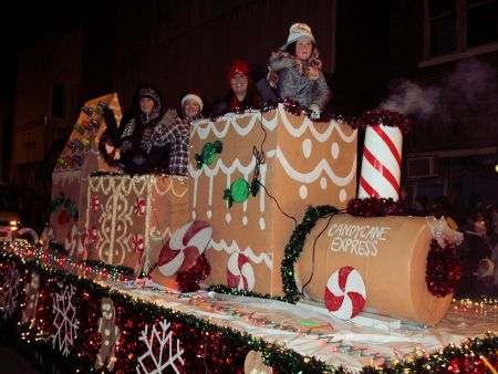 Hopkinsville Christmas Parade