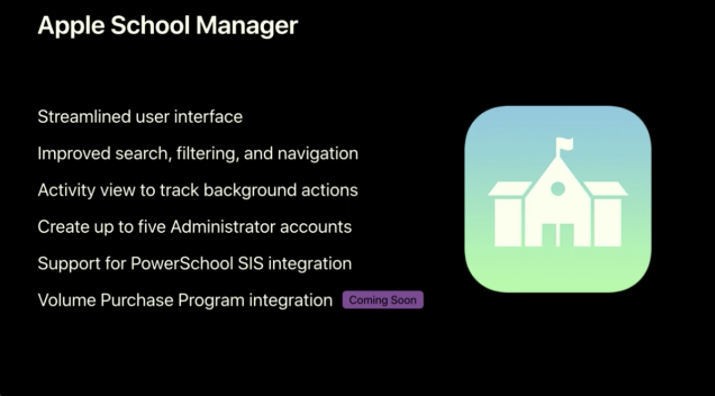 Apple Deployment Programs Updated — Daniel Sellers