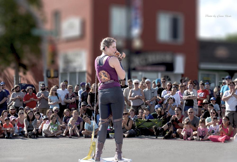 Saskatoon Fringe Festival, Canada