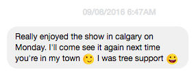 - Scott, Calgary, Canada