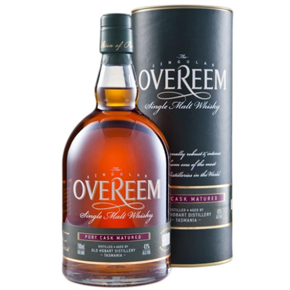 Overeem Port Cask Whisky