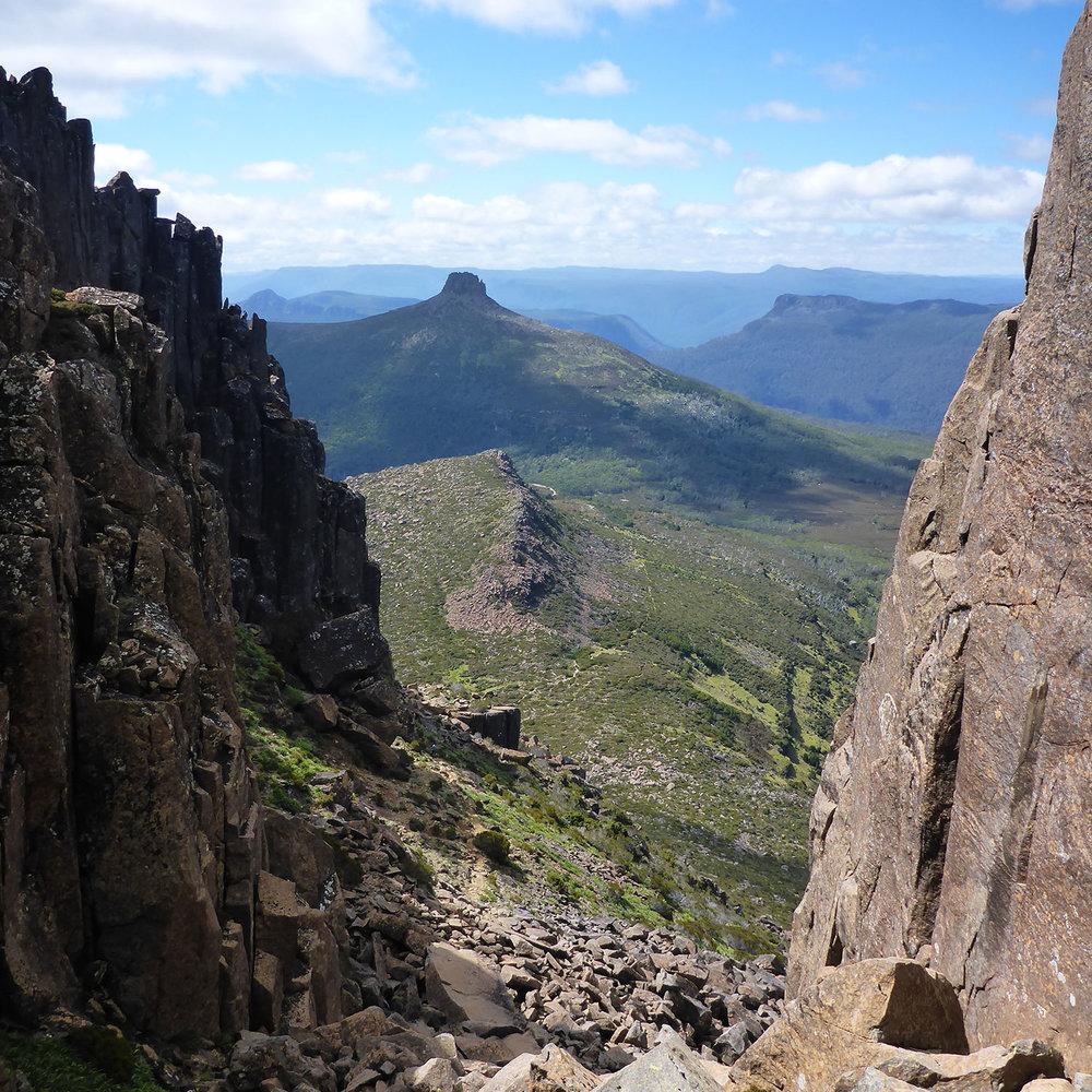 Rugged Tasmania