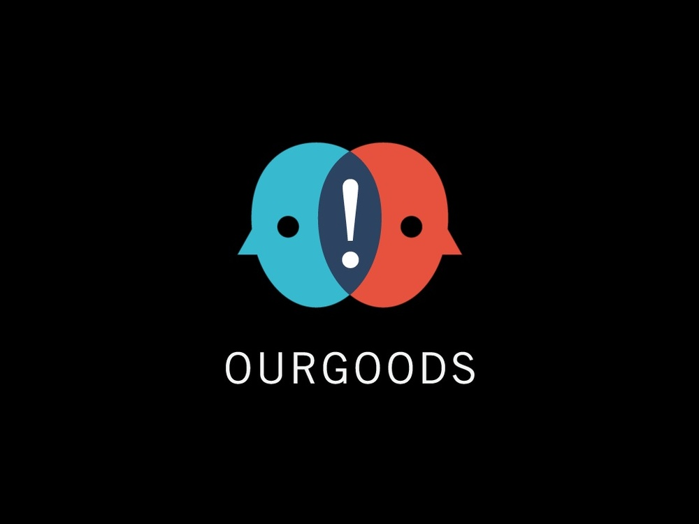 OurGoods.org logo, 2008