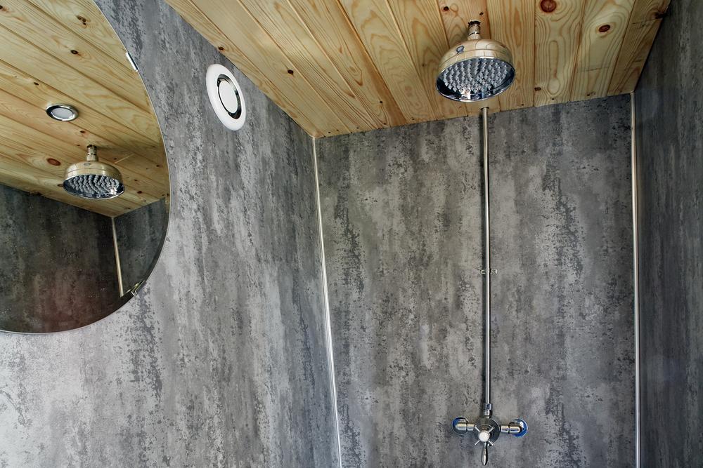 Shepherds Hut Shower Room Rye East Sussex