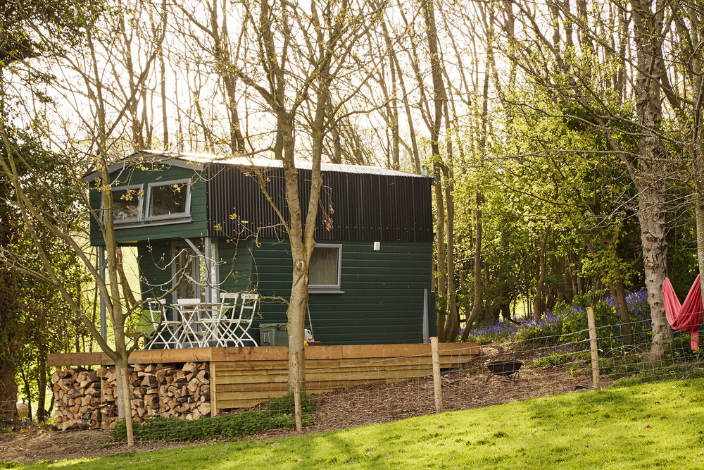 Secluded Shepherds Hut Rye East Sussex
